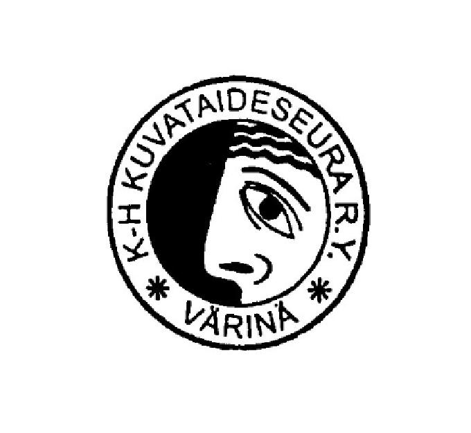 Kuvataideseura Värinä ry logo