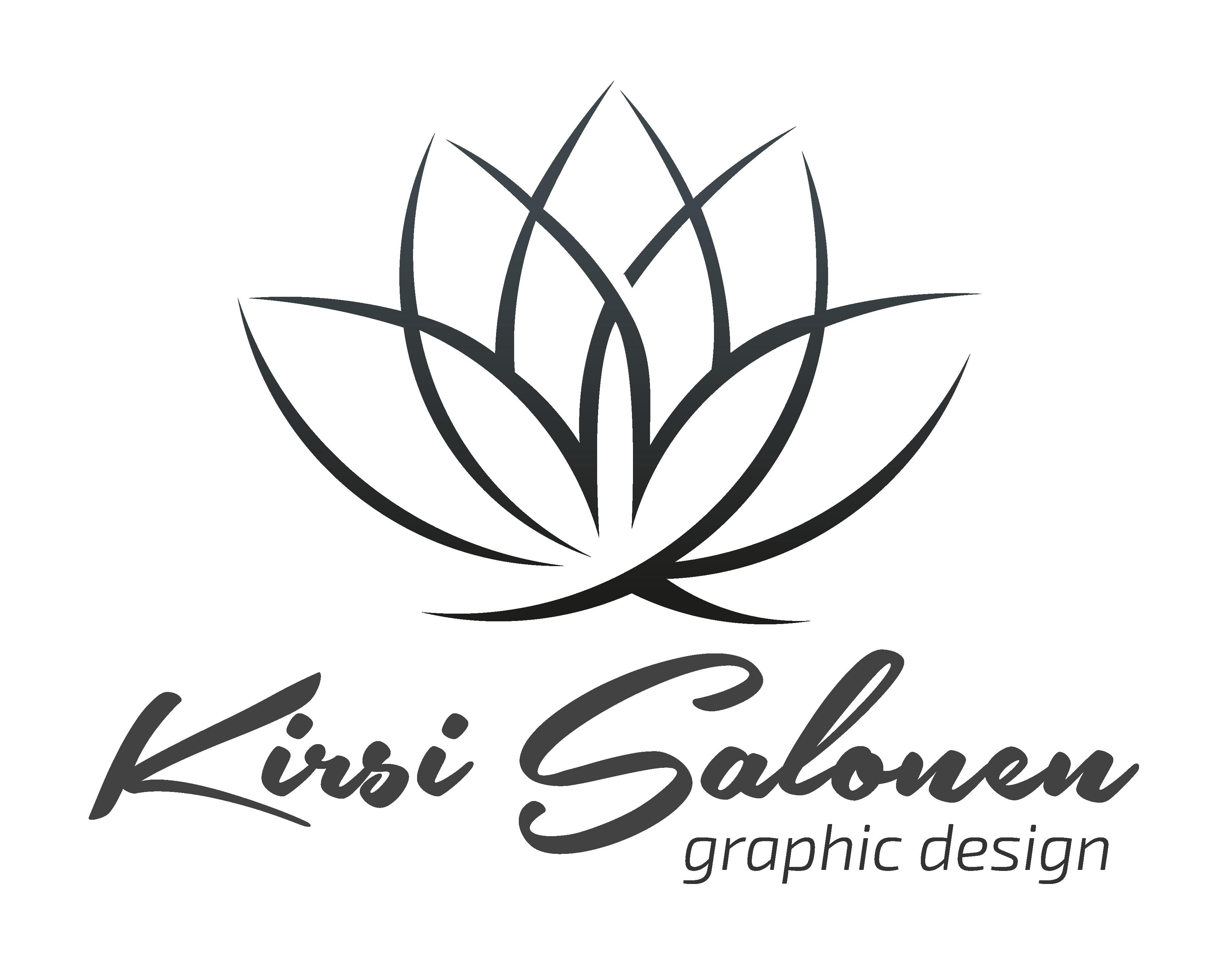 Graafinen- ja web suunnittelu I Kirsi Salonen Graphic Design